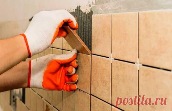 4 важных совета по укладке плитки | Роскошь и уют