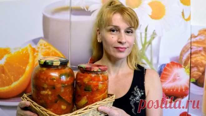 Лечо из огурцов на зиму простой вкусный рецепт консервации и заготовки салата - Простые рецепты Овкусе.ру