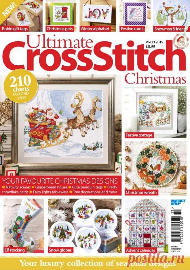 Ultimate Cross Stitch Christmas №23 2019