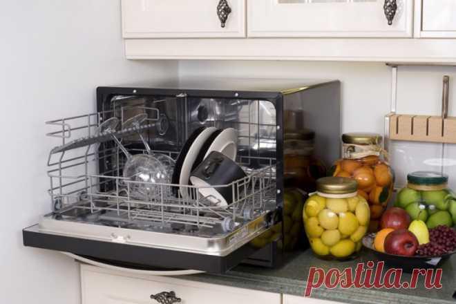 Куда поставить посудомоечную машину на кухне