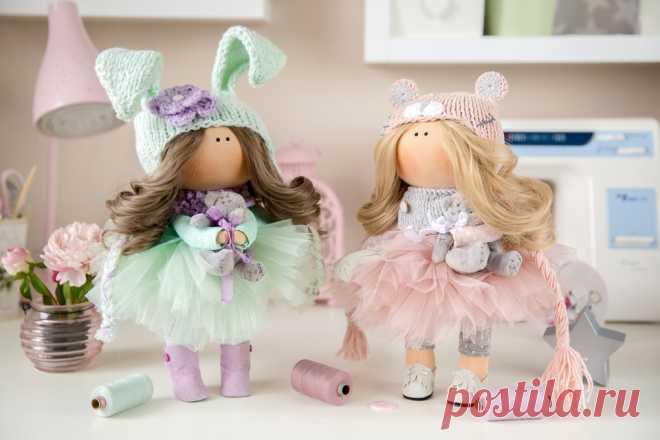 Тильда, снежка, тыквоголовка - уникальная игрушка своими руками. Как сшить куклу? - Блог интернет-магазина