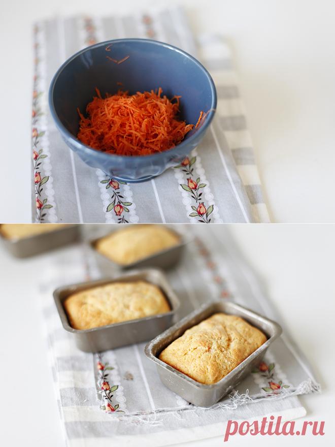 Морковные бисквиты - Чадейка — LiveJournal