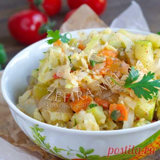 Сборник рецептуры рагу овощной