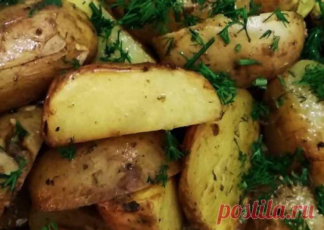 (39) Картофель в мундире с прованскими травами - пошаговый рецепт с фото. Автор рецепта Dilay Shirvanova ✈️ . - Cookpad