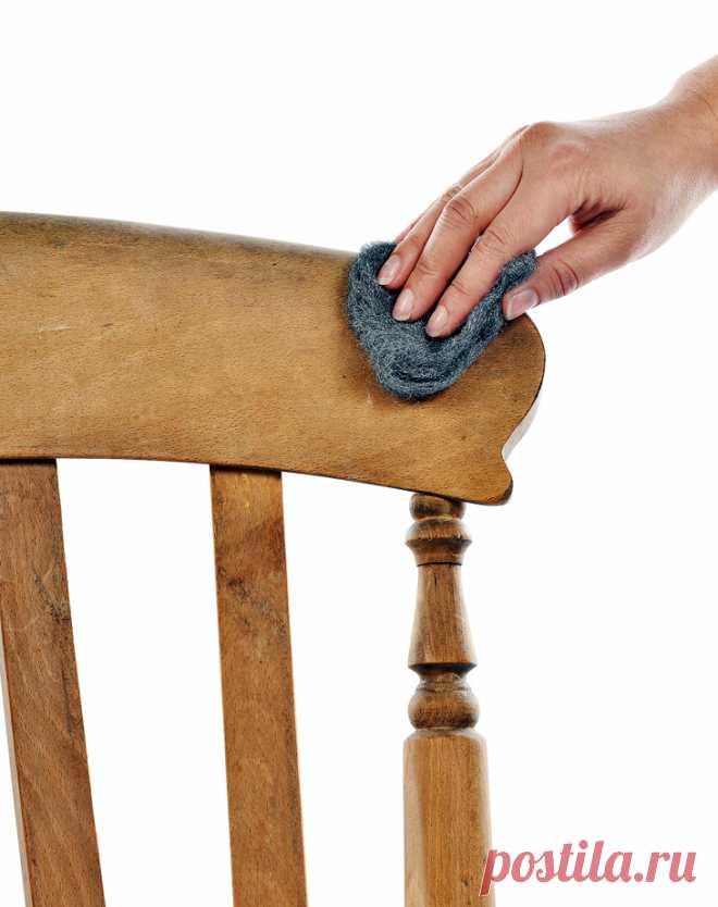 5 Важных этапов при окрашивании мебели