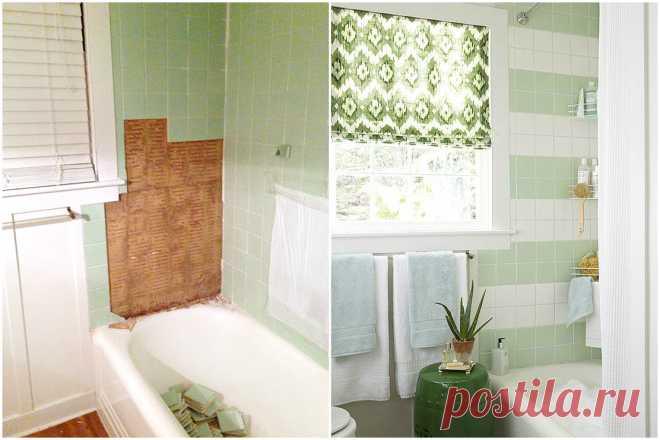 15 ванных комнат, которые полностью преобразились после ремонта . Милая Я