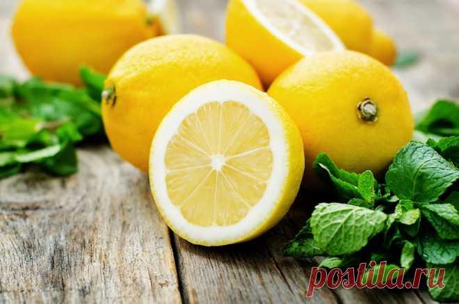 Замораживайте лимоны, душечка, и попрощайтесь с диабетом, опухолями и ожирением!
