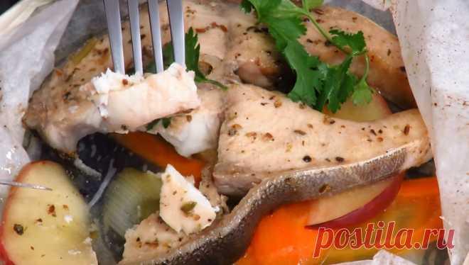 Рыба в духовке за 15 минут: быстрый и вкусный ужин