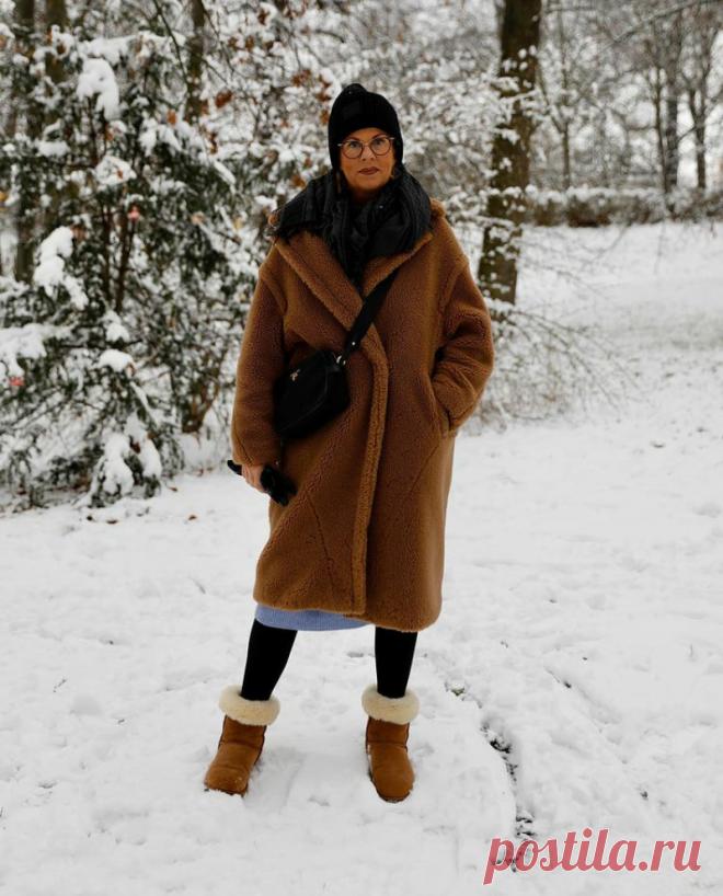Хотите или нет, но угги - вновь модный тренд: как быть стильной в удобной обуви   До и после 50-ти   Яндекс Дзен