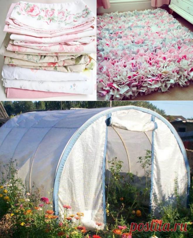 Los rehacimientos de las sábanas viejas
