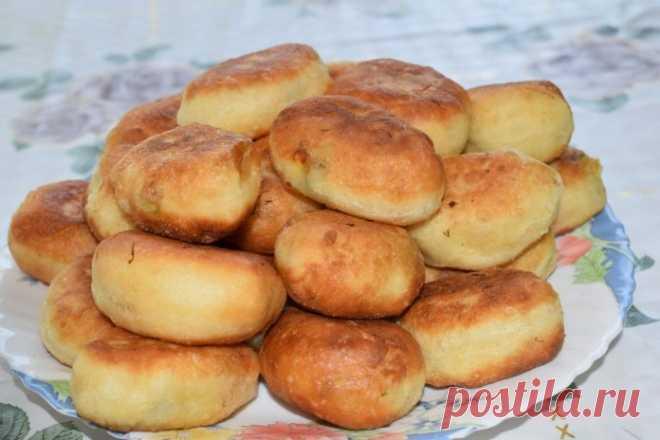 Пышные и воздушные пирожки от Татьяны Ляшовой — шедевр!
