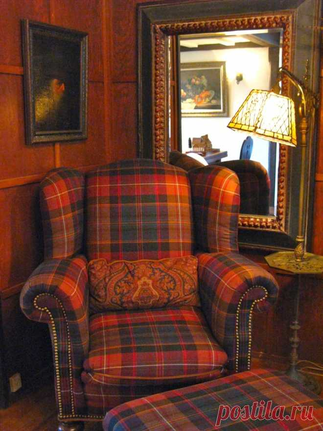 Tartan Armchairs - Ideas on Foter Find Tartan Armchairs. Not your grandfather's armchair, these Tartan armchairs are super comfortable, come in many upholstery color patterns, but all are ultimately plaid. They are overstuffed to make them extra nice to sit in, and are wide so reading a story to a young one won't be a crowded experienc…