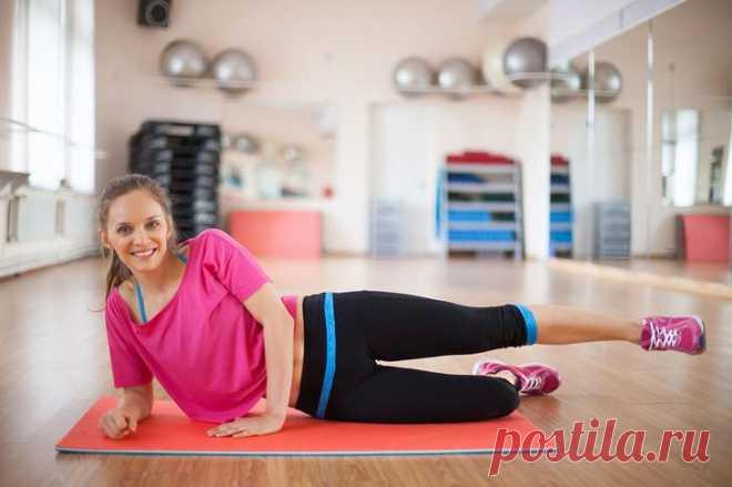Лучшие домашние упражнения на внутреннюю поверхность бедра