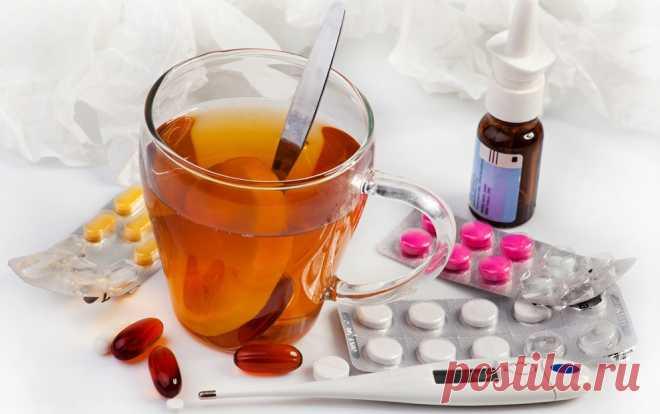 Как различать простуду, грипп и ОРВИ | Делимся советами