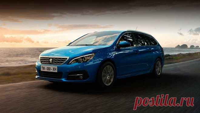 Дебют Peugeot 308 Roadtrip - характеристики