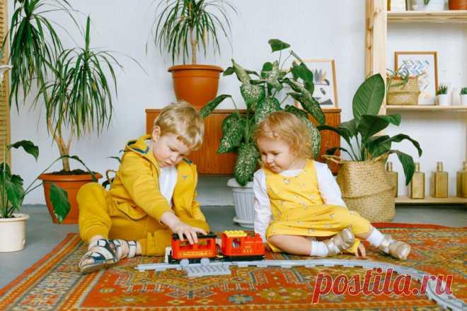 Простые игры для детей от 2 до 7 лет. Идеи, чем занять малышей дома! | U-mama.ru | Яндекс Дзен