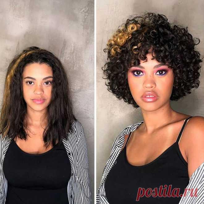 25 фото, показывающих, как могут преобразиться волосы, если за дело возьмётся профессионал