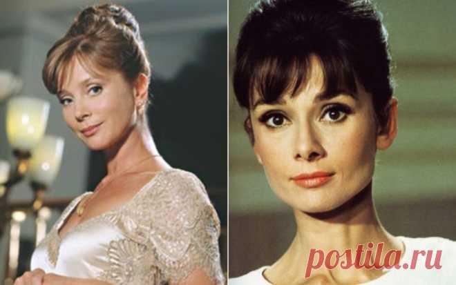Советские «двойники» западных звезд: Кого из актрис называли нашими Софи Лорен и Одри Хепберн — vestinews