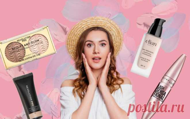 Бюджетные и качественные бренды косметики, которые качеством не уступают люксу   Бьюти-маньяк Елизавета   Яндекс Дзен