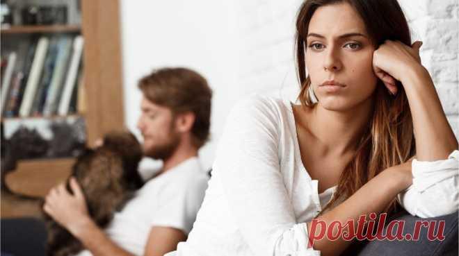 5 признаков недовольной своим избранником женщины