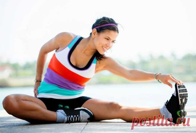 Эффективные упражнения на растяжку | Журнал
