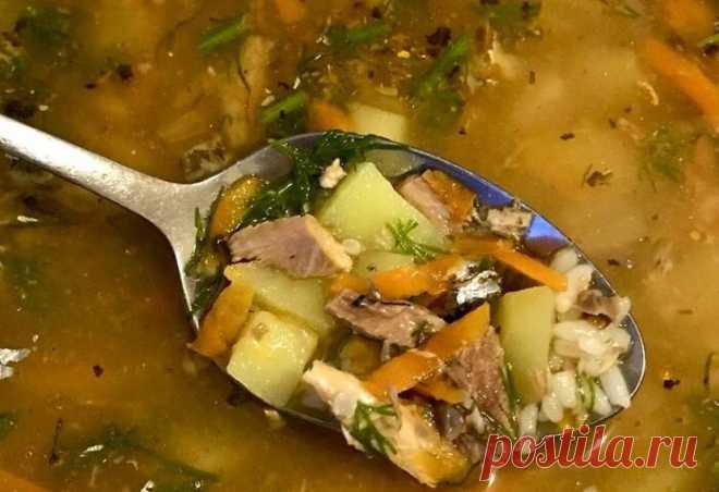 Когда нет времени и денег в обрез, варю целую кастрюлю супа за 10 минут и 35 рублей | Кулинарный техникум | Яндекс Дзен