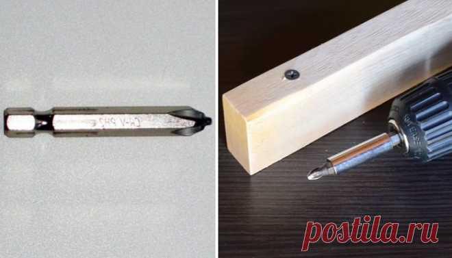 Как восстановить сточенную биту в домашних условиях и без специального инструмента