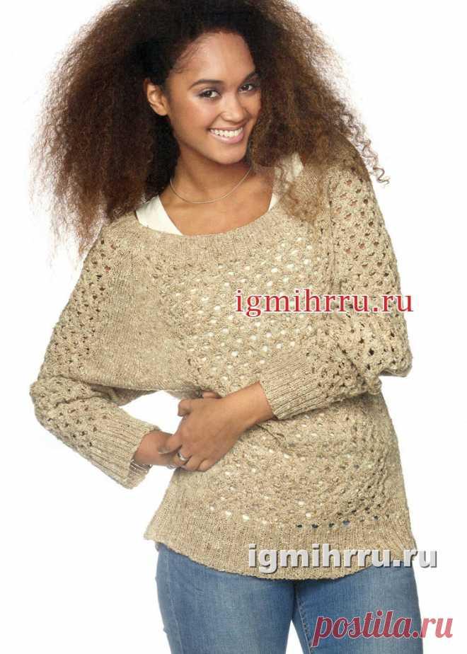 Вязание пуловеров туник