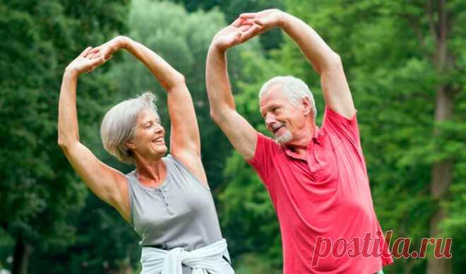8 упражнений утром для пожилых людей В этой статье рассмотрим ряд упражнений, которые позволят пенсионерам держать себя в тонусе и жить полноценной жизнью.