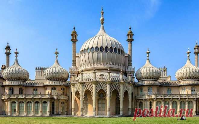 Замки Великобритании: 10 загадочных и великолепных древних сооружений