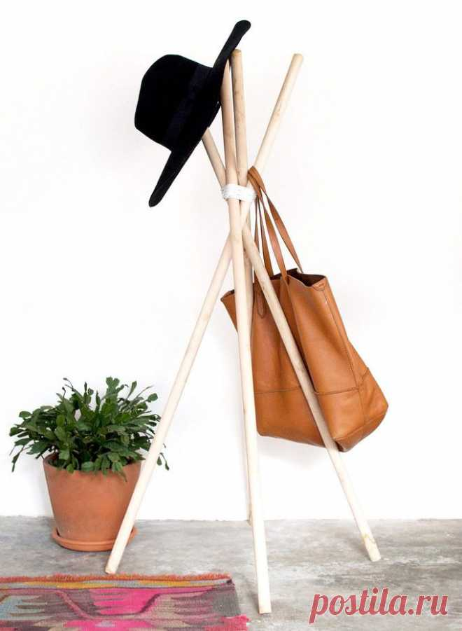 50 Original hangers which you want to make independently