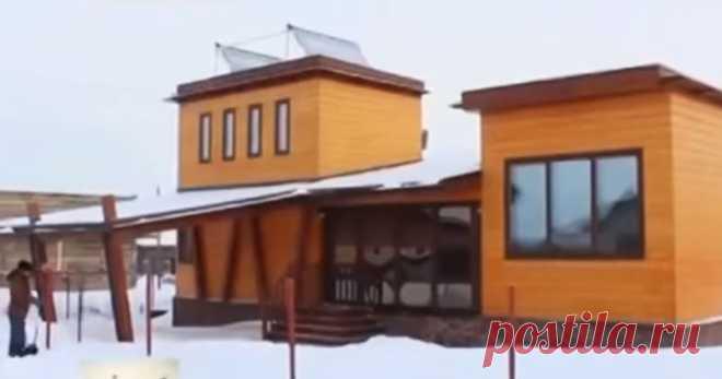 Мужчина построил умный дом и теперь не платит за коммунальные услуги.       Чем больше дорожают тарифы на коммунальные услуги, тем больше мы мечтаем о том, чтобы найти альтернативу. А этот мужчина из Башкирии от мечты перешел к делу и создал дом, который не нуждается в …