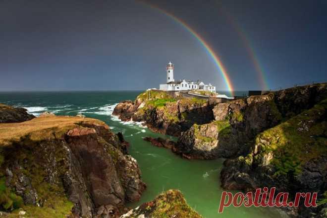 21 фотография великолепных пейзажей Ирландии - «изумрудного острова»