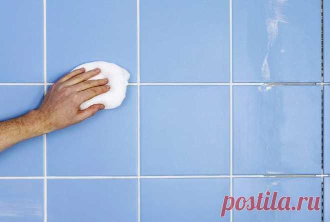 Друг отделочник подсказал, как легко и быстро отбелить межплиточные швы в ванной и на кухне | Дачный СтройРемонт | Яндекс Дзен