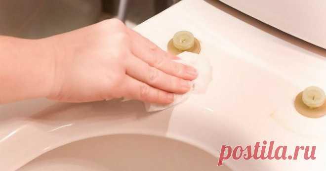 7 секретов для свежего запаха в туалете и ванной