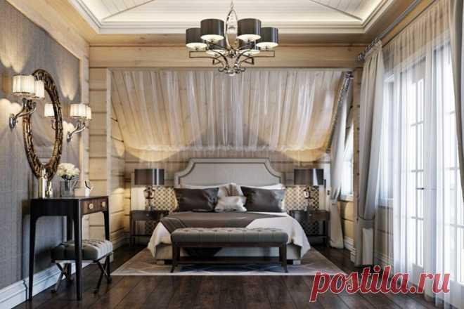 Как стильно и уютно организовать освещение в спальне? | Журнал