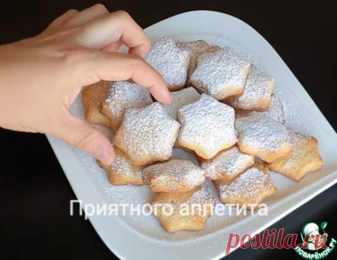 Песочное печенье, которое тает во рту – кулинарный рецепт