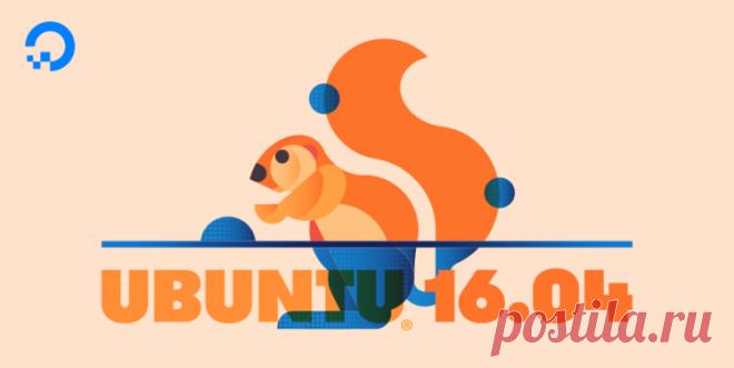 Начальная настройка сервера с Ubuntu 16.04   DigitalOcean