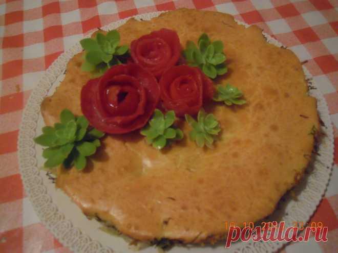 Завтра воскресенье, и я пирог испекла по такому рецепту              :Ленивый   пирог с капустой, быстрее не бывает Приготовить этот пирог не занимает много времени. В итоге выходит нежный и очень вкусный такой себе пирожок. Попробуйте, Вам понравится.   Ингредиенты: - 500 г капусты - укроп - перец - 125 г маргарина  Тесто: - 3 яйца - 5 столовых ложек сметаны - 3 столовых ложки майонеза - 6-7 столовых ложек муки - 1 чайная ложка соли - 1 столовая ложка разрыхлителя