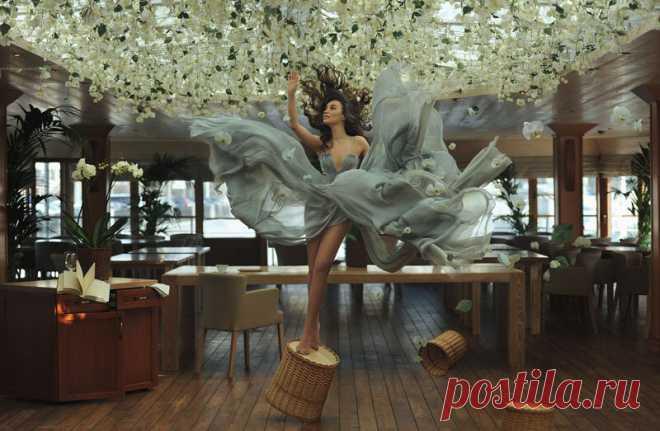 Воздушные куколки. Фотопроект узбекского фотографа   World culture story   Яндекс Дзен