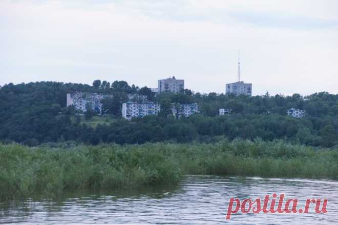 Мой город Амурск.