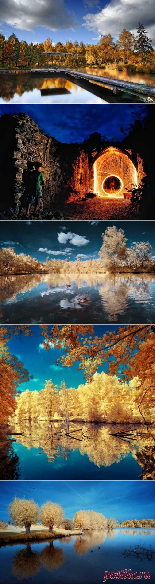 » Световое искусство в фотографии Давида Кешкеряна Это интересно!