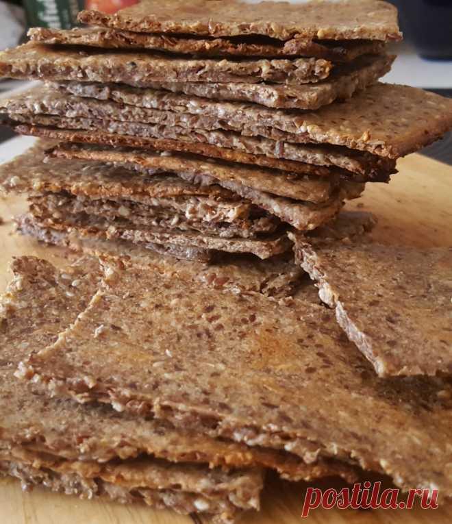 Ржаные хлебцы пошаговый рецепт с фото