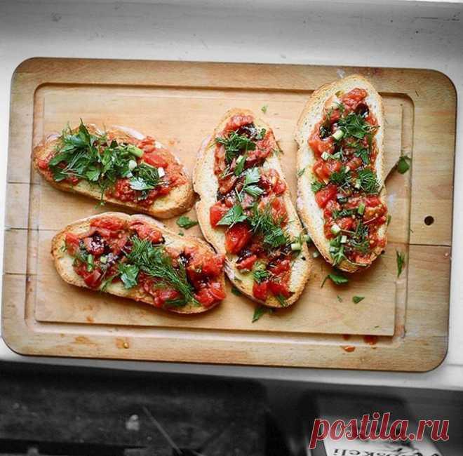 Сезонные рецепты: Дюжина рецептов с помидорами – «Еда»