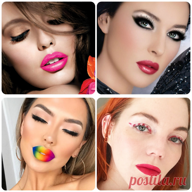 Labiales 2018; tendencias de labios con estilo 2018
