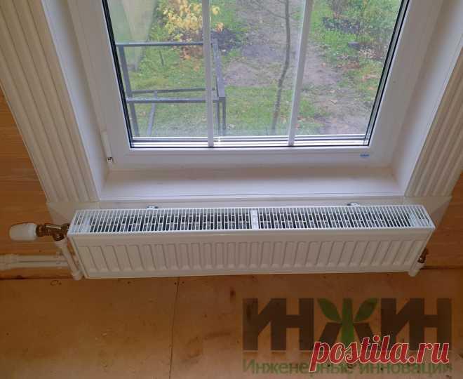 Монтаж отопления в деревянном доме, фото 811