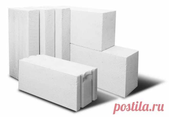 Газобетонные блоки | Журнал