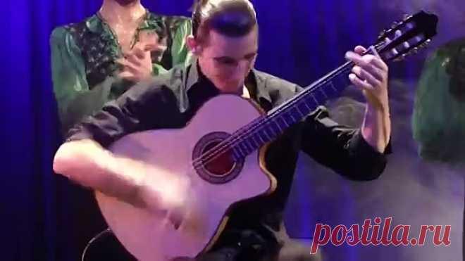 Настоящая Испанская Гитара!