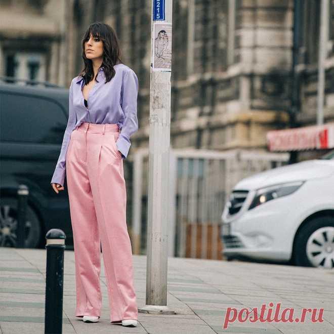 Как носить оверсайз этим летом: советы стилистов и эффектные комбинации — BurdaStyle.ru