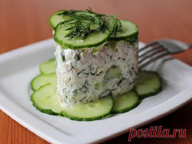 10 экспресс-салатов, которые готовятся за 10 минут   Вкусные рецепты